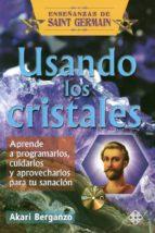usando los cristales akari berganzo 9786079346638
