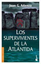 los supervivientes de la atlantida-juan garcia atienza-9788408059738