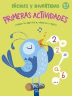 primeras actividades faciles y divertidas (5-7 años)-9788408164838