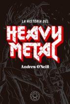 la historia del heavy metal-andrew o neill-9788417059538