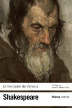 el mercader de venecia-william shakespeare-9788420608938
