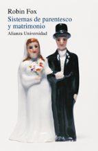 sistemas de parentesco y matrimonio robin lane fox 9788420620138