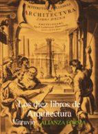 los diez libros de arquitectura marco vitruvio polion marco vitrubio polion 9788420671338