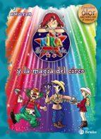 kika superbruja y la magia del circo (olor y color) juan cobos wilkins 9788421686638
