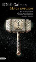 mitos nordicos neil gaiman 9788423352838