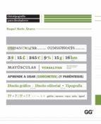 ortotipografia para diseñadores-raquel marin alvarez-9788425226038
