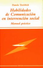 habilidades de comunicacion en intervencion social: manual practi co pamela trevithick 9788427714038