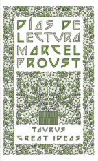 dias de lectura (great ideas) marcel proust 9788430609338