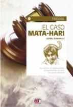 el caso mata-hari (ebook)-lionel dumarcet-9788431554538