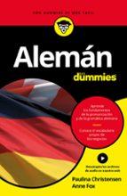 alemán para dummies paulina christensen 9788432903038