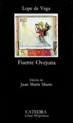 fuente ovejuna (13ª ed.) felix lope de vega 9788437602738