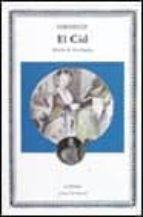 el cid jean pierre corneille 9788437605838