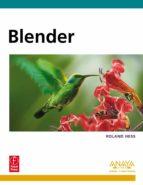 blender (diseño y creatividad) roland hess 9788441529038