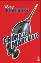 cronicas marcianas ray bradbury 9788445076538