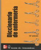 diccionario de enfermeria nancy roper 9788448603038