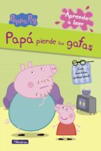 papá pierde las gafas (peppa pig. pictogramas) (ebook) 9788448839338