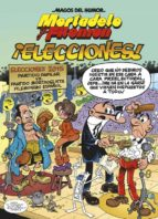 mortadelo y filemon: ¡elecciones!-francisco ibañez-9788466657938