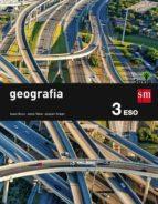 geografia 3º eso savia castellano ed 2015 asturias/castilla leon /extremadura /aragon /valencia. 9788467576238