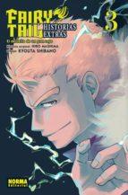 fairy tail: historias extra 3 hiro mashima kyouta shibano 9788467932638