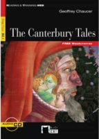 the canterbury tales. book + cd-9788468215938