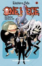 one piece nº 42-eiichiro oda-9788468471938