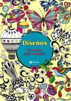 diseños. cuaderno para colorear 9788469603338