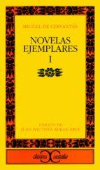 novelas ejemplares; (t.1) (5ª ed.) miguel de cervantes saavedra 9788470393938