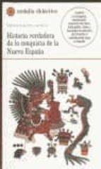 historia verdadera de la conquista de la nueva españa bernal diaz del castillo 9788470398438