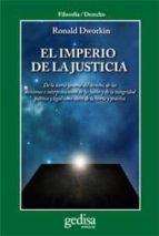 el imperio de la justicia-ronald dworkin-9788474323238
