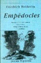 empedocles friedrich holderlin 9788475174938