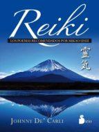 reiki, los poemas recomendados por mikao usui johnny de carli 9788478088638