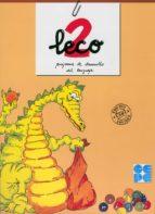 leco 2: leo, escribo y comprendo-j. luis galve manzano-9788478691838