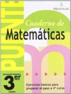 matemáticas          ( educación primaria 3º )-9788478874538
