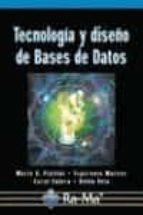 tecnologia y diseño de bases de datos 9788478977338