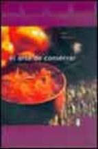 el arte de conservar-jan berry-9788480195638