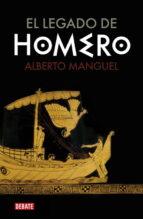el legado de homero-alberto manguel-9788483067338