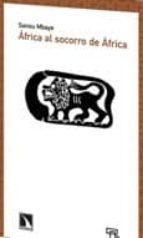 africa al socorro de africa-sanou mbaybe-9788483195338