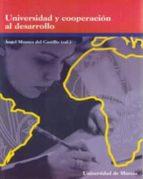 universidad y cooperacion al desarrollo 9788483711538