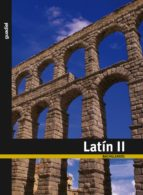latin ii (2º bachillerato) (andalucia)-9788483791738