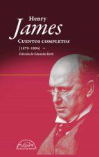cuentos completos (1879 1894) henry james 9788483932438
