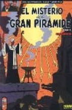 blake y mortimer 2: el misterio de la gran piramide 2 (2ª ed.)-e. p. jacobs-9788484310938