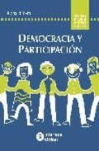Democracia y participacion Descargas gratuitas para libros en pdf