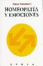 homeopatia y emociones franco rossomando 9788487456138