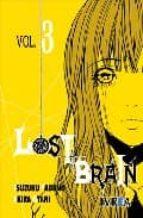 lost brain nª 3 tsuzuku yabuno 9788492592838