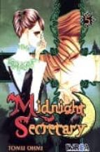 midnight secretary nº 5 tomu ohmi 9788492725038