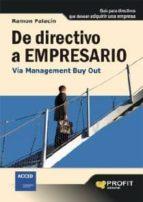 de directivo a empresario (ebook)-ramon palacin-9788492956838