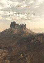 crónicas de ilia. los ojos de los dioses-cristina salas rojo-9788494649738
