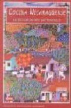 cocina nicaragüense: un descubrimiento gastronomico 9788495088338