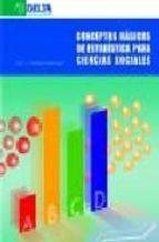 conceptos basicos de estadistica para ciencias sociales-jose j. caceres hernandez-9788496477438