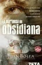 la mariposa de obsidiana (serie martina de santo 2)-juan bolea-9788496581838